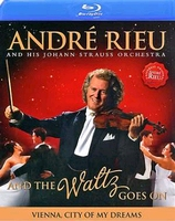 André Rieu - and the waltz goes on  BluRay