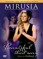 Mirusia - beautiful that way (live in Holland)  DVD