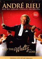 André Rieu - and the waltz goes on  DVD