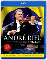 André Rieu - live in Brazil  BluRay