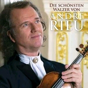 André Rieu - die schönsten Walzer von André Rieu [Duitse imp CD