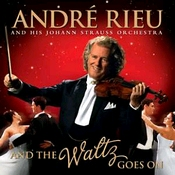 André Rieu - and the waltz goes on CD
