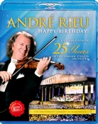 André Rieu - happy birthday: a celebration of 25 years BluRay