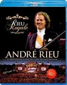 André Rieu - Rieu royale: the coronation concert BluRay