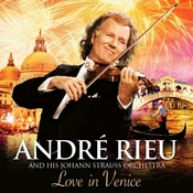 André Rieu - love in Venice CD