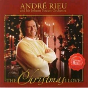 André Rieu - the Christmas I love CD