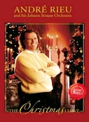 André Rieu - the Christmas I love DVD
