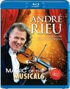 André Rieu - magic of the musicals BluRay
