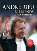 André Rieu - live in Maastricht VII: André Rieu & friends DVD