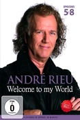 André Rieu - Welcome to my world 2 (episodes 5-8) DVD