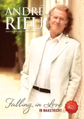 André Rieu  - Falling In Love  (live Maastricht 11 2016)     DVD