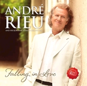 André Rieu  - Falling In Love   CD